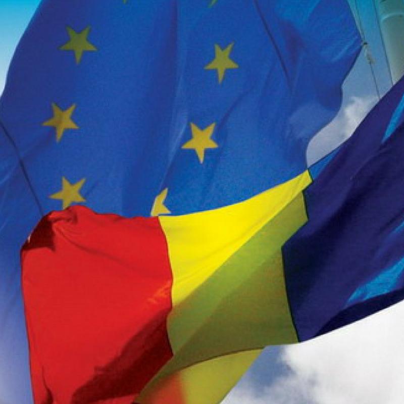 9 mai 2017- La mulți ani Europa!.. La mulți ani România!