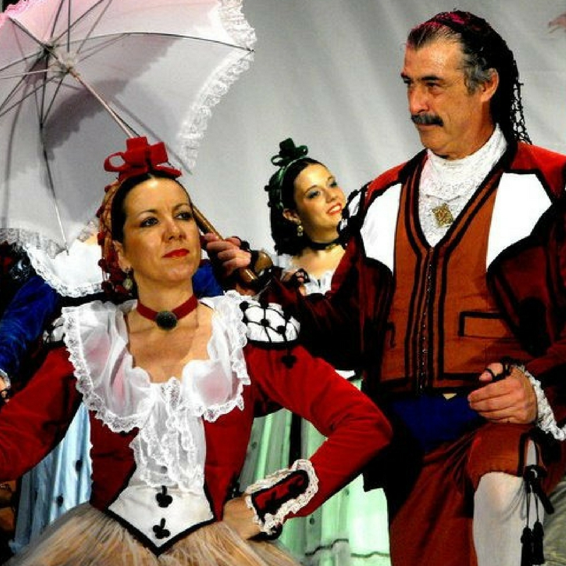Folclor spaniol la Timișoara